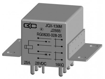JQX-136M-7234 Balance Relay