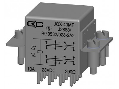 JQX-40MF(7231) Balance Relay