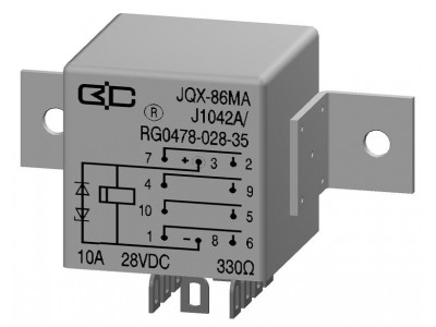 JQX-86MA 2125 Balance Relay