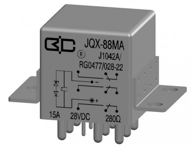 JQX-88MA 2124 Balance Relay