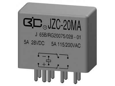 JZC-20MA 7118 Balance Relay