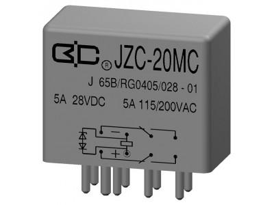JZC-20MC 2122 Balance Relay