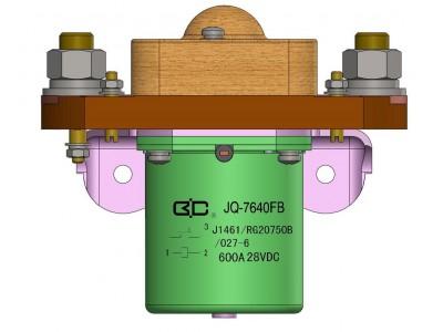 JQ-7640FB Contactor Specificition