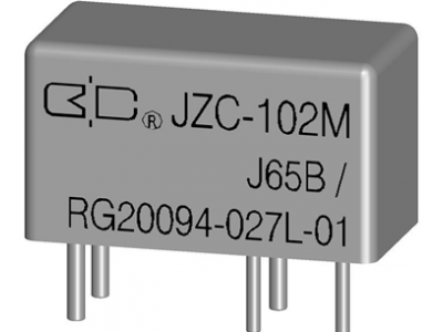JZC-102M Crystal Cover Relay