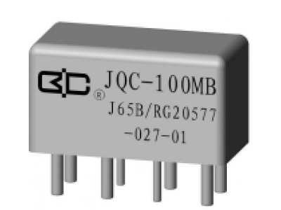 JQC-100MB Crystal Cover Relay
