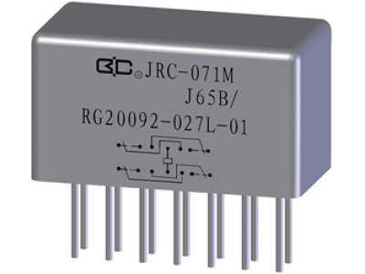 JRC-071M A Crystal Cover  Relay