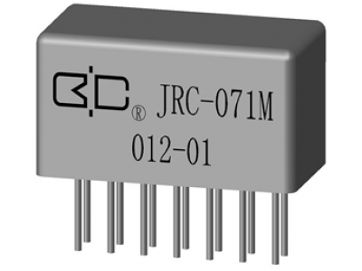 JRC-071M Crystal Cover Relay