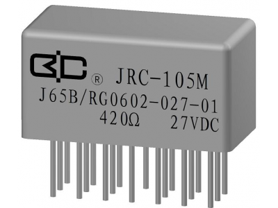 JRC-105M Crystal Cover Relay