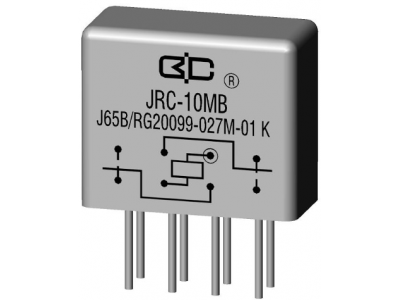 JRC-10MB Crystal Cover Relay