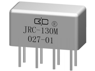 JRC-130M Crystal Cover Relay