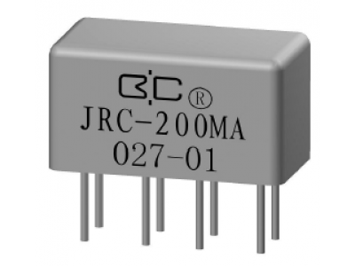 JRC-200M Crystal Cover Relay