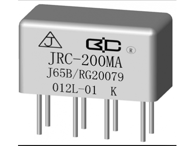 JRC-200MA  Creystal Cover Relay