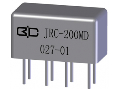 JRC-200MD Crystal cover Relay