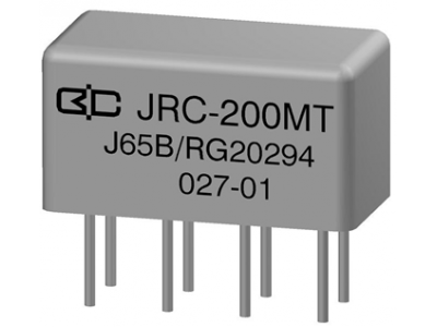 JRC-200MT Crystal cover Relay