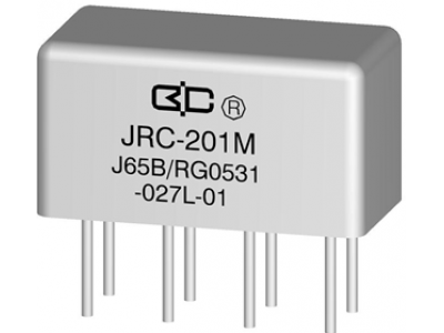 JRC-201M Crystal Cover Relay