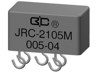 JRC-2105M Crystal Cover Relay