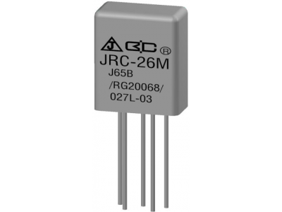 JRC-26M Crystal Cover Relay