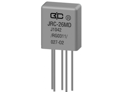 JRC-26MD Crystal Cover Relay