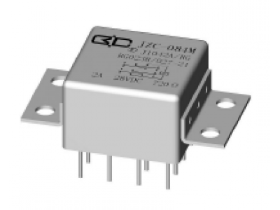 JZC-084M Crystal Cover Relay