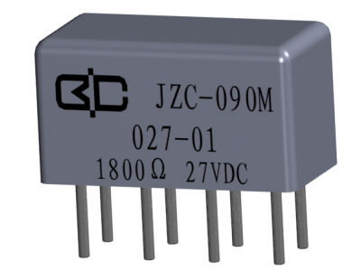 JZC-090M Crystal Cover Relay