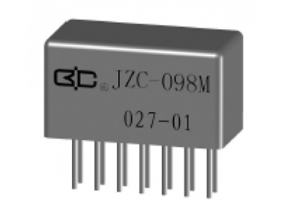 JZC-098M Crystal Cover Relay