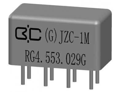 JZC-1M Crystal Cover Relay