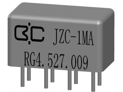 JZC-1MA Crystal Cover Relay