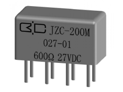 JZC-200M Crystal Cover Relay