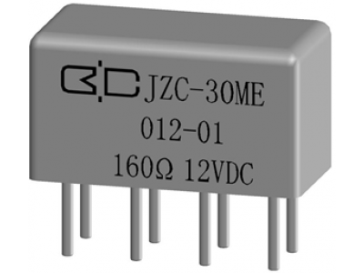 JZC-30ME Crystal Cover Relay