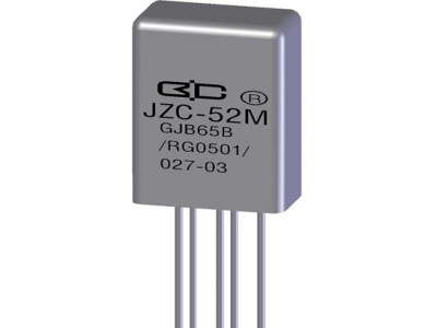 JZC-52M Crystal Cover Relay