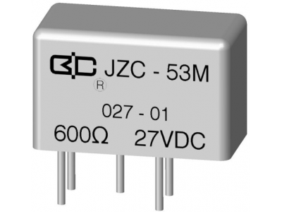 JZC-53M Crystal Cover Relay