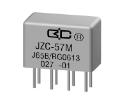 JZC-57M Crystal Cover Relay