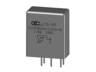 JZX-1MT Crystal Cover Relay