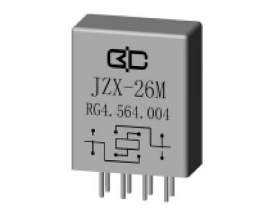 JZX-26M Crystal Cover Relay