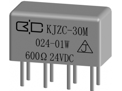 KJZC-30M Crystal Cover Relay