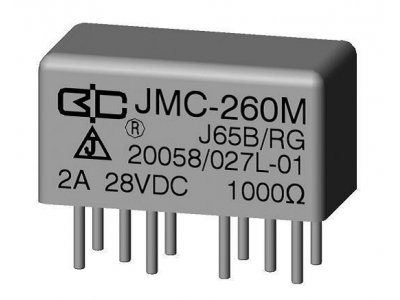 JMC-8M Magnetic retention relay
