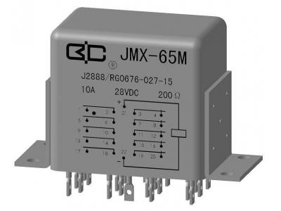 JMX-65M Magnetic reten tion relay